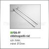 Forest Fiókcsúszó FDS-FF Oldalmagasító rúd 500mm fehér