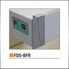Forest Fiókcsúszó FDS-BFR Előlaprögzítő belső fiókoldalhoz szürke