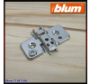 Blum 173H7100 Excenteres keresztalakú szerelőtalp barkácsolás, csiszolás, rögzítés