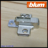 Blum 175H7190 9mm-es keresztalakú szerelőtalp