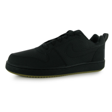 Nike Court Borough férfi edzőcipő fekete 44
