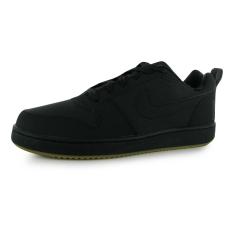 Nike Court Borough férfi edzőcipő fekete 41