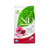 N&D GRAIN FREE DOG CHICKEN & POMEGRANTE ADULT SZÁRAZTÁP 12 Kg