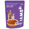 IAMS KITTEN&JUNIOR CHICKEN ALUTASAK