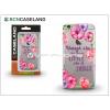 BCN Caseland Apple iPhone 6/6S szilikon hátlap - BCN Caseland Fierce - transparent