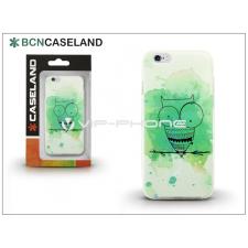 BCN Caseland Apple iPhone 6/6S szilikon hátlap - BCN Caseland Mad Owl tok és táska