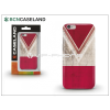 BCN Caseland Apple iPhone 7 Plus szilikon hátlap - BCN Caseland V Neck Rojo - red