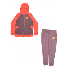 Nike Girls Nike Sportswear Track Suit Jogging set