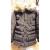 Mustang 3312 6617 440 Fekete Férfi Téli Kabát