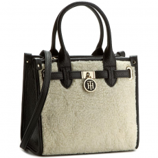 Tommy Hilfiger Táska TOMMY HILFIGER - Tote Bag AW0AW03291 901