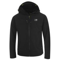 Karrimor Alpiniste férfi Softshell kabát fekete L