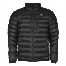 Karrimor Ice férfi bélelt kabát fekete M