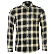 883 Police férfi ing - 883 Police Leopard Check Shirt