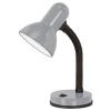 """EGLO Asztali lámpa, 40 W, """"Basic"""", ezüst"""