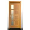 TITÁN 2/D, luc fenyő beltéri ajtó 75x210 cm