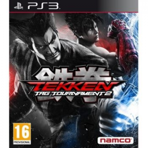 Namco Tekken Tag Tournament 2 Essentials játék PlayStation 3-ra (1057475)