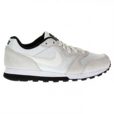 Nike MD Runner 2 női sportcipő, White/Sail Black, 38.5 (749869-110-7.5)