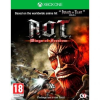 Tecmo Koei Attack on Titan Wings Of Freedom Xbox One
