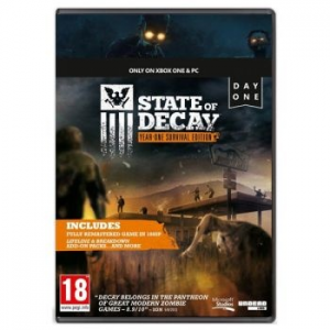 Microsoft State Of Decay YEAR ONE Survival Edition játék PC-re (NGP1010001)