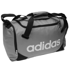 Adidas Lined Small  sporttáska szürke