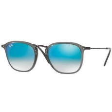 Ray-Ban RB2448 62554O TRASPARENT GREY BLUE FLASH GRADIENT napszemüveg