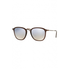 Ray-Ban RB2448 62569U SHINY TRASPARENT BROWN GRAY FLASH GRADIENT napszemüveg