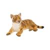 Mojo Animal Planet Tigris fekvő figura