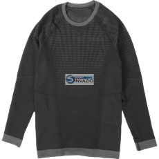Odlo Póló termolépés▶ywna ODLO Shirt Evolution Warm Junior 183139/60056