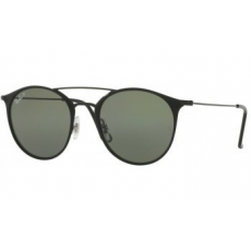 Ray-Ban RB3546 186/9A BLACK TOP MATTE BLACK POLAR GREEN napszemüveg