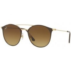 Ray-Ban RB3546 900985 GOLD TOP BROWN BROWN GRADIENT napszemüveg