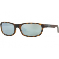 Ray-Ban RJ9056 702730 MATTE HAVANA FLASH GREY napszemüveg