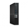Dell Optiplex 3040 Micro | Core i3-6100T 3,2|16GB|1000GB SSD|0GB HDD|Intel HD 530|W7P|3év