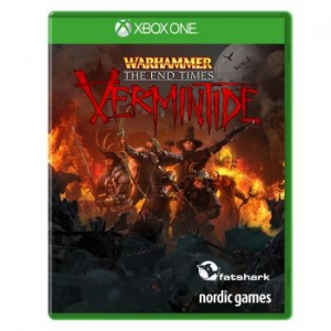 Nordic Games Warhammer End Times Vermintide Xbox One