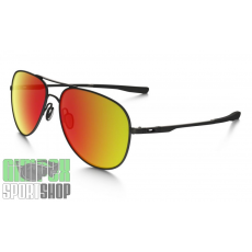 OAKLEY Elmont Large Satin Black Ruby Iridium