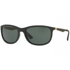 Ray-Ban RB4267 622771 SHINY BLACK GREEN napszemüveg