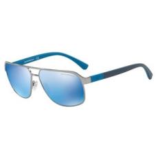 Emporio Armani EA2039 301055 GUNMETAL DARK BLUE MIRROR BLUE napszemüveg