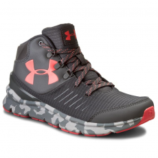 Under Armour Cipők UNDER ARMOUR - Ua Ggs Overdrive Mid Marble 1287935-040 Gph/Ele/Brl