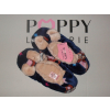 Poppy Space Monkey Sötétkék  Mamusz