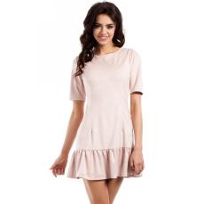moe Ruha Model MOE222 pasztell rózsaszín