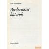 Corvina Biedermeier bútorok