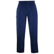 Slazenger Open Hem férfi egyenes szárú melegítő nadrág kék M