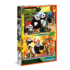 Clementoni Kung Fu Panda puzzle 2x20 db-os