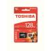 """Toshiba Memóriakártya, Micro SDXC, 128GB, Class 10 U3, adapterrel, TOSHIBA """"M302 EXCERIA"""""""