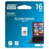Goodram Pendrive, 16GB, USB 2.0, 20/5Mb/sec, mini, GOODRAM