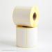 Etikett, műanyag, 50x100 mm, 1000 etikett/tekercs