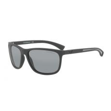Emporio Armani EA4078 5100/1 GREY RUBBER DARK GREY napszemüveg