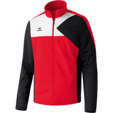 Erima Premium One Polyester Jacket piros/fekete/fehér melegítő felső