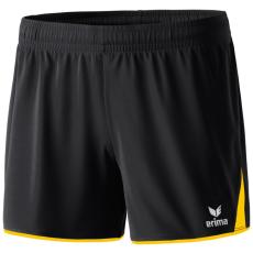 Erima 5-CUBES Shorts fekete/sárga rövidnadrág