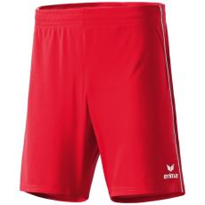 Erima CLASSIC SHORTS with inner slip piros/fehér rövidnadrág