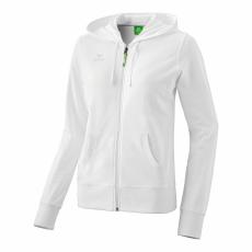 Erima Hooded Jacket fehér zippes felső